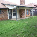 pinon exterior backyard